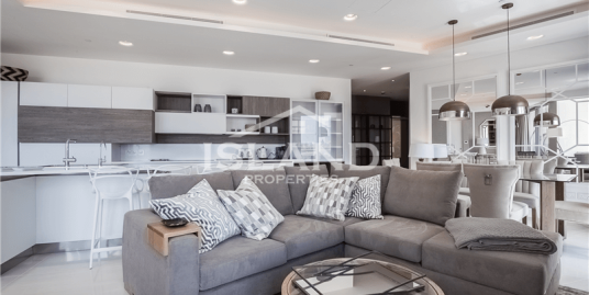 Luxury Two Bedroom Apartment in Tigne Point