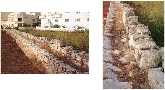The Tal-Matla Wall in Mqabba