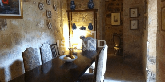 Two Bedroom House Of Character In Haz-Zebbug