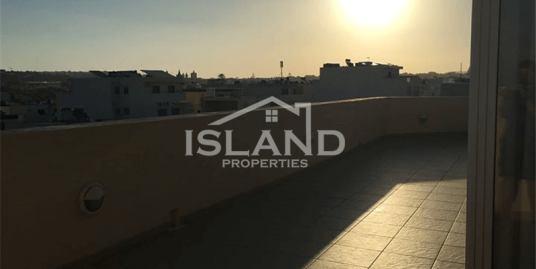Two Bedroom Penthouse In Balzan