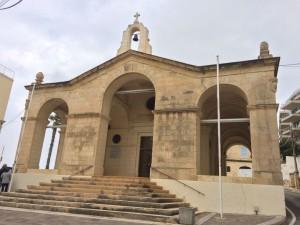 The Chapel of San Pawl tal-Hgejjeg