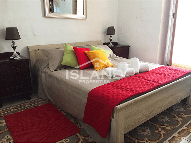 One Bedroom Duplex Maisonette in Valletta