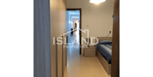 Three Bedroom Maisonette In Birkirkara