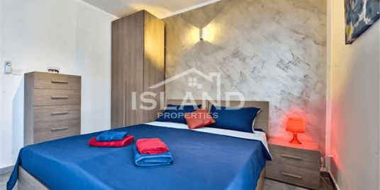 Two Bedroom Apartment In St. Paul's Bay