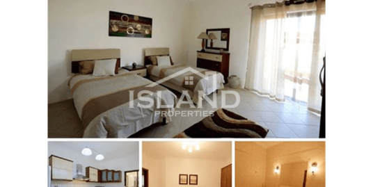 Three Bedroom Apartment in Balzan