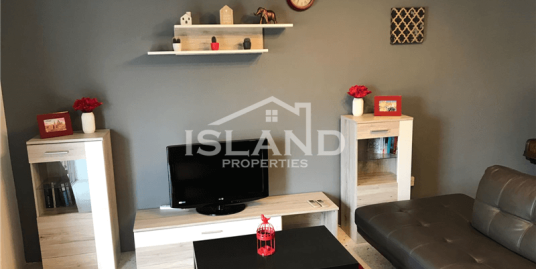 Three Bedroom Apartment In St Julians