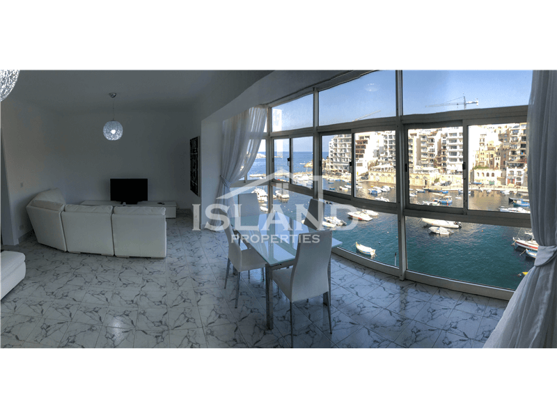 Two Bedroom Apartment in St Julians