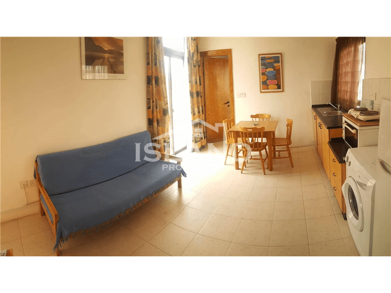 One Bedroom Penthouse in Gzira