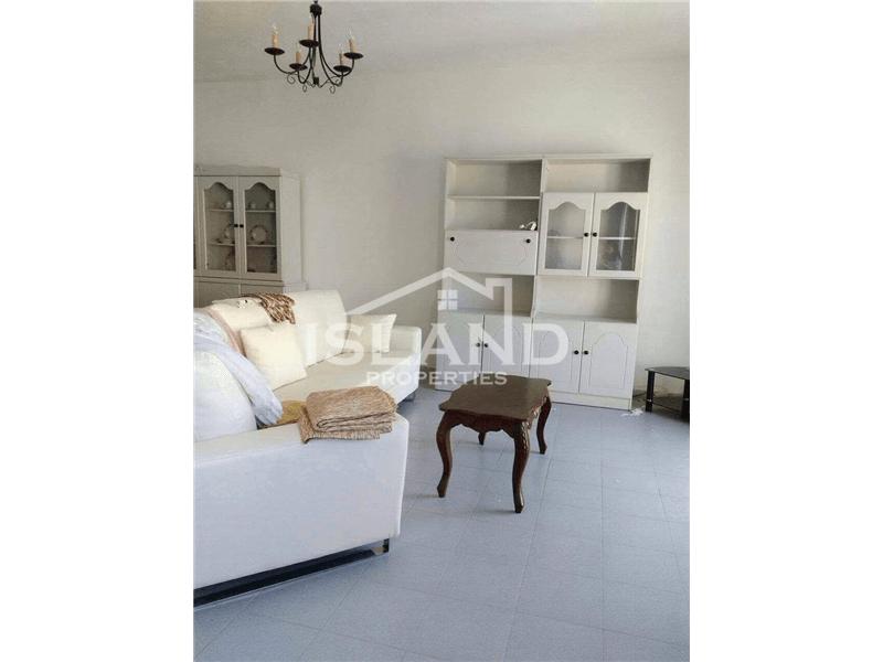 Three Bedroom Maisonette in Swieqi