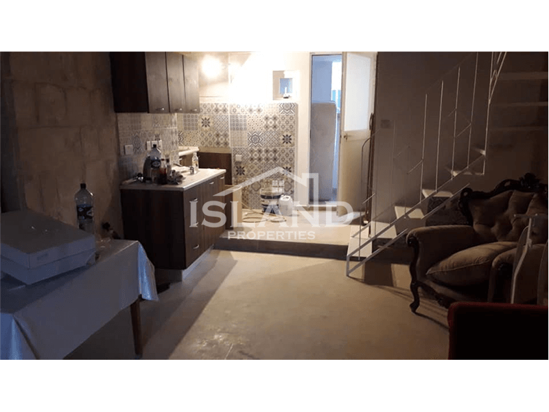 One Bedroom Duplex Maisonette In Qormi