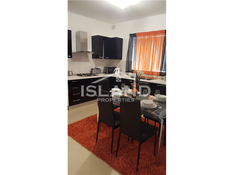 Three Bedroom Apartment in Luqa