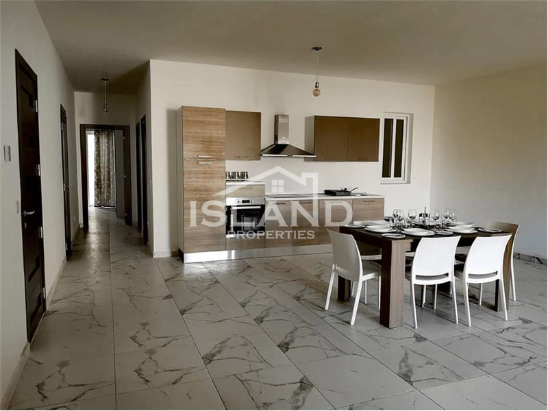 Two Bedroom Apartment in Birkirkara