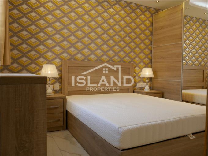 Two Bedroom Apartment in Bugibba Island Properties