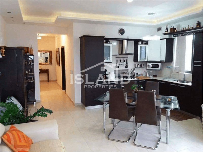 Two Bedrooms Apartment in Zurrieq