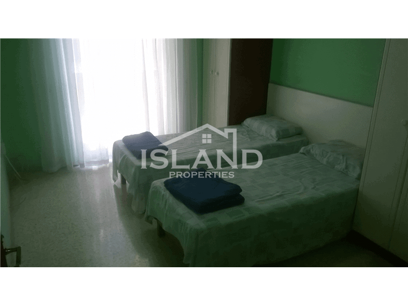 Two Bedrooms Apartment in St Paul's Bay