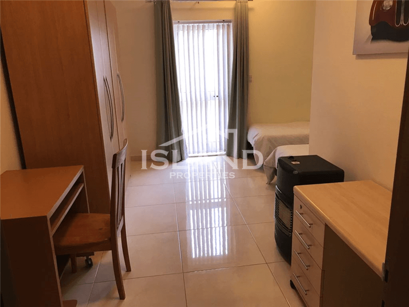 Two Bedrooms Penthouse in Msida