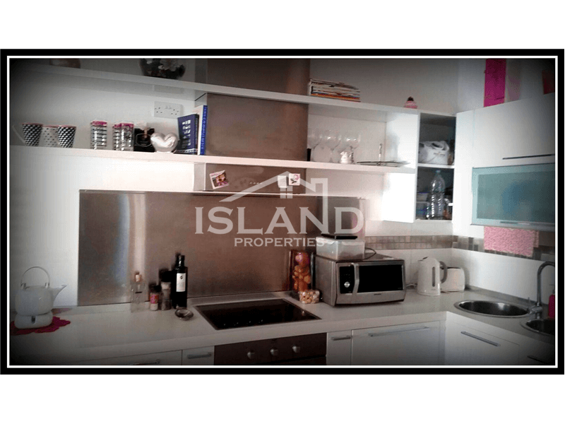 Two Bedrooms Apartment in Msida